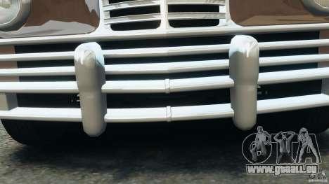 Packard Eight 1948 für GTA 4-Motor