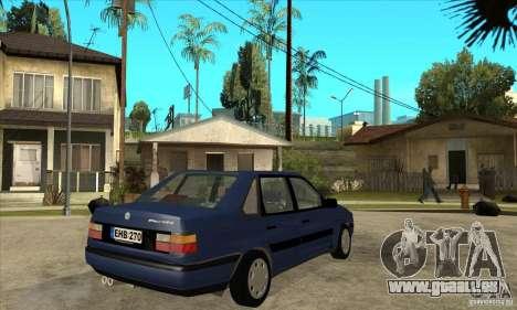 Volkswagen Passat B3 Stock pour GTA San Andreas vue de droite