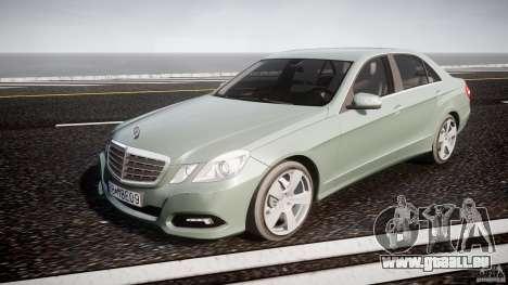 Mercedes-Benz E63 2010 AMG v.1.0 für GTA 4