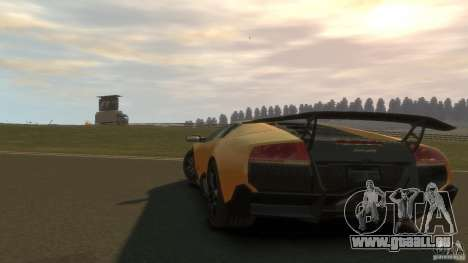 Lamborghini Murcielago VS LP 670 FINAL pour GTA 4 est un droit