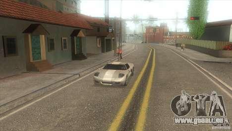 Qualität-Straße in die LS für GTA San Andreas dritten Screenshot