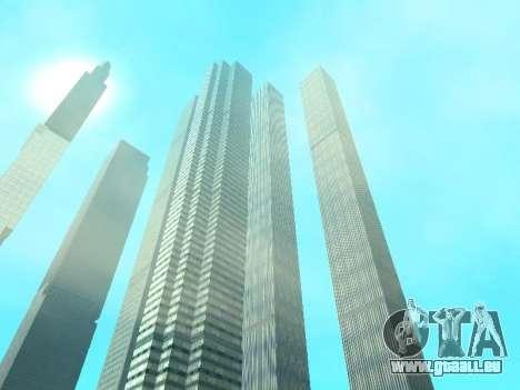 Wolkenkratzer in Los Santos für GTA San Andreas sechsten Screenshot