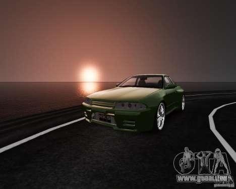 Nissan Skyline R32 GTS-t Veilside pour GTA 4