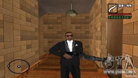Montage HD pour GTA San Andreas cinquième écran