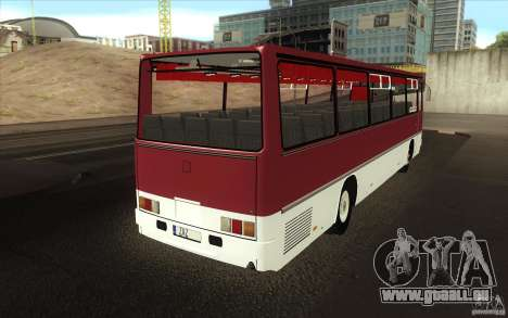 IKARUS 250 für GTA San Andreas Seitenansicht