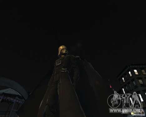 Dart Vader für GTA 4 dritte Screenshot