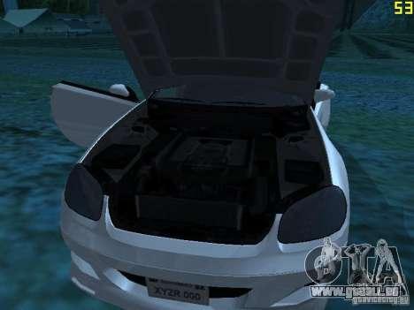 GTA IV Feltzer pour GTA San Andreas vue de droite