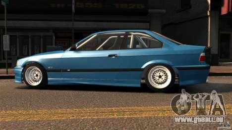 BMW M3 E36 FSC pour GTA 4 est une gauche