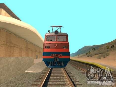 Vl10-1472 pour GTA San Andreas vue arrière