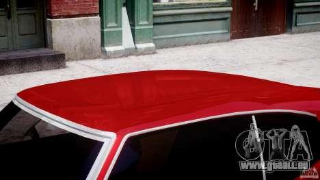 Pontiac GTO 1965 v1.1 für GTA 4 Innen