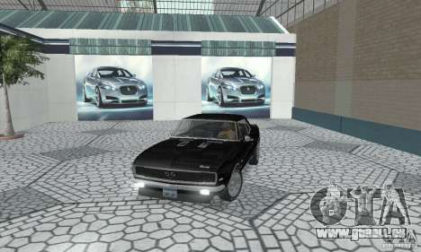 Chevrolet Camaro RSSS 1967 pour GTA San Andreas
