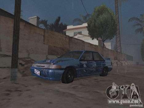 Mercury Tracer 1993 pour GTA San Andreas vue de droite
