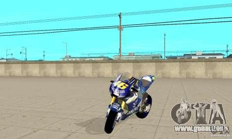 Honda Valentino Rossi Fcr900 für GTA San Andreas
