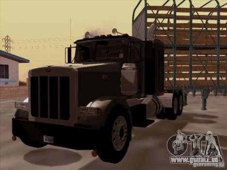 Peterbilt 378 pour GTA San Andreas