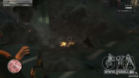 First Person Shooter Mod pour GTA 4 neuvième écran