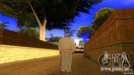 BrakeDance mod für GTA San Andreas her Screenshot