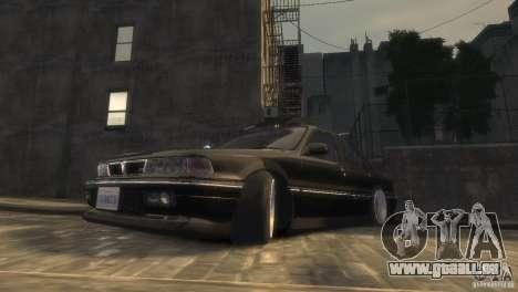 Mitsubishi Galant Stance pour GTA 4 est une gauche