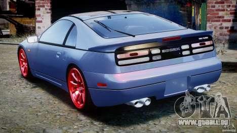 Nissan 300 ZX 1994 v1.0 pour GTA 4 est un droit