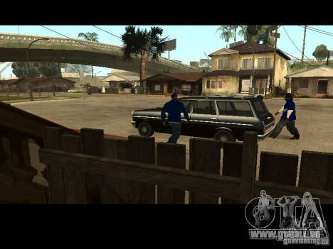 Piru Street Crips pour GTA San Andreas septième écran