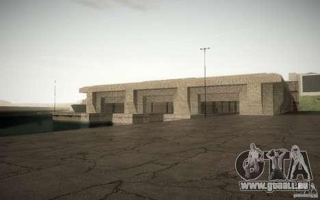 SF Army Re-Textured ll Final Edition pour GTA San Andreas dixième écran