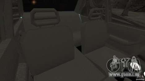 Tofas Dogan SLX EmreAKIN Edition für GTA 4 Innenansicht