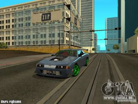 Elegy Dark Evolution Drift Final pour GTA San Andreas