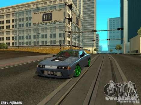 Elegy Dark Evolution Drift Final pour GTA San Andreas