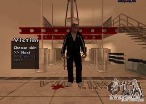 Nouvelle mafia russe peau # 1 pour GTA San Andreas