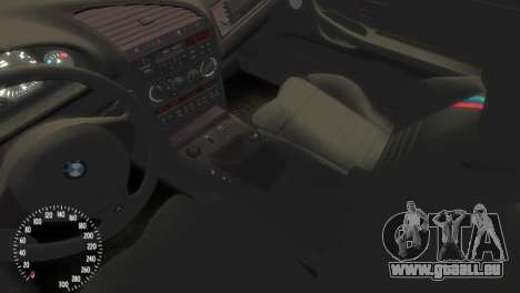 BMW M3 E36 pour GTA 4 est un droit