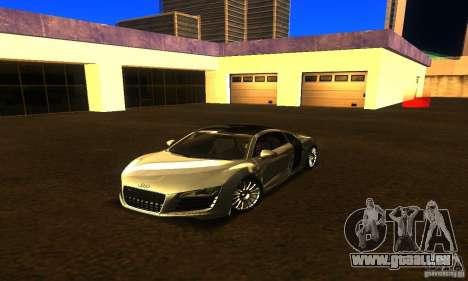 Audi R8 V12 TDI pour GTA San Andreas