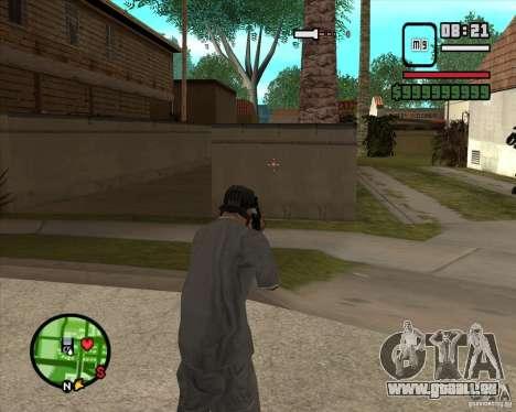 Schnickschnack für Waffen für GTA San Andreas fünften Screenshot