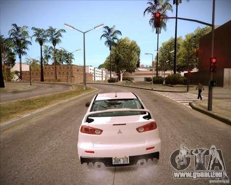 ENBSeries by slavheg für GTA San Andreas her Screenshot