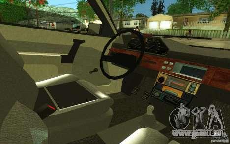 2141 AZLK v2.0 pour GTA San Andreas vue de droite