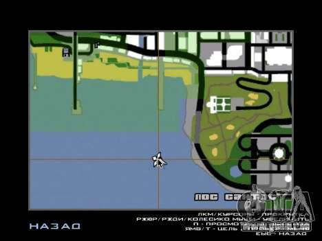 La Villa De La Noche v 1.0 pour GTA San Andreas cinquième écran