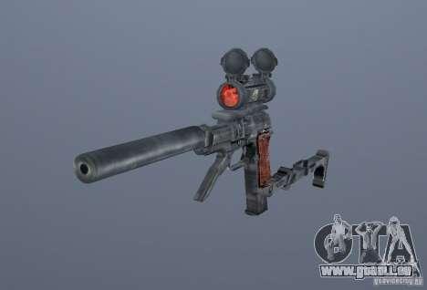 Grims weapon pack2 pour GTA San Andreas onzième écran
