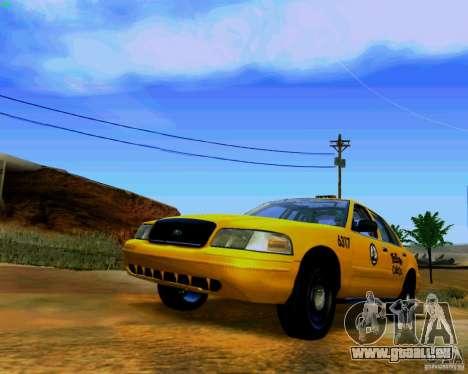 ENBSeries by S.T.A.L.K.E.R pour GTA San Andreas sixième écran