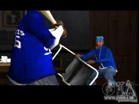Piru Street Crips pour GTA San Andreas quatrième écran