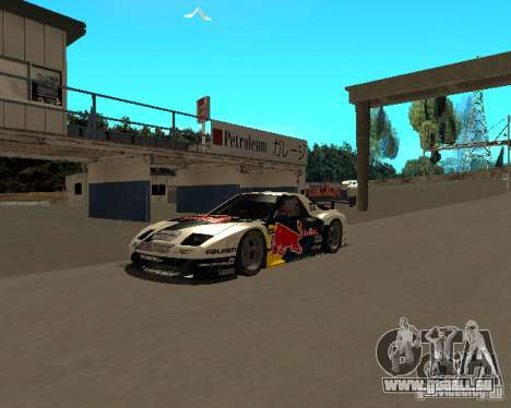 Mazda RX-7 FC - MadMike: Version.2 für GTA San Andreas