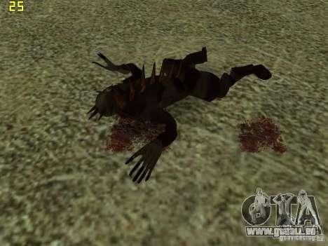 Chupacabra für GTA San Andreas neunten Screenshot