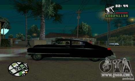 Cadillac Series 62 Sedan für GTA San Andreas linke Ansicht
