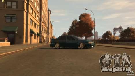 Daewoo Nexia Tuning pour GTA 4 est une gauche