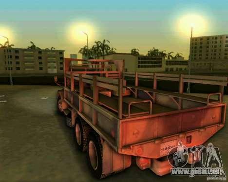 M352A pour une vue GTA Vice City de la droite