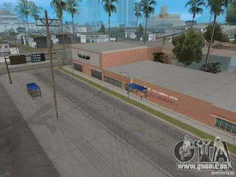 Neue Groove Street für GTA San Andreas achten Screenshot