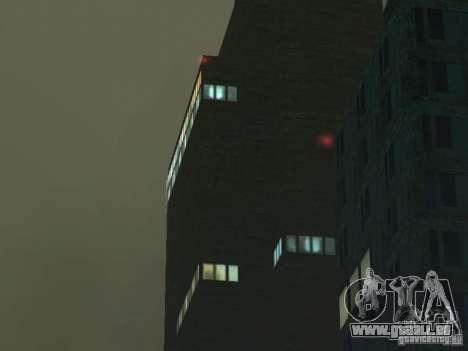 Nouveaux gratte-ciels de textures LS pour GTA San Andreas huitième écran