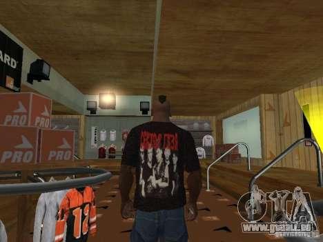 La bande de Gaza pour GTA San Andreas onzième écran