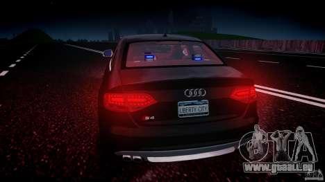 Audi S4 Unmarked [ELS] pour le moteur de GTA 4