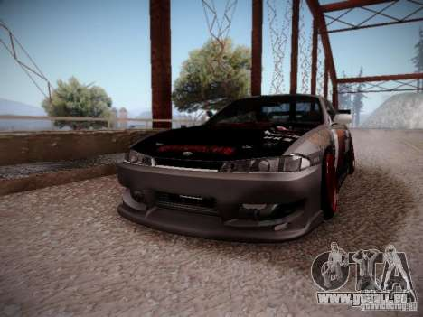 Nissan Silvia S14 Hell pour GTA San Andreas vue de droite