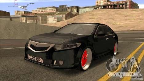Acura TSX Doxy für GTA San Andreas