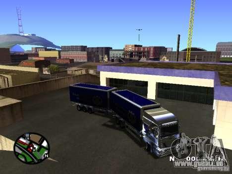 Iveco Stralis für GTA San Andreas