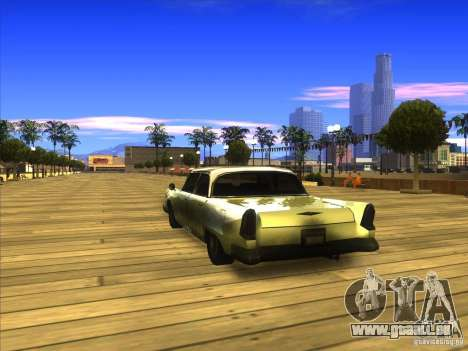 Glendale - Oceanic für GTA San Andreas zurück linke Ansicht